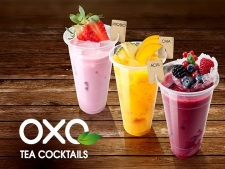 OXO Tea Cocktails