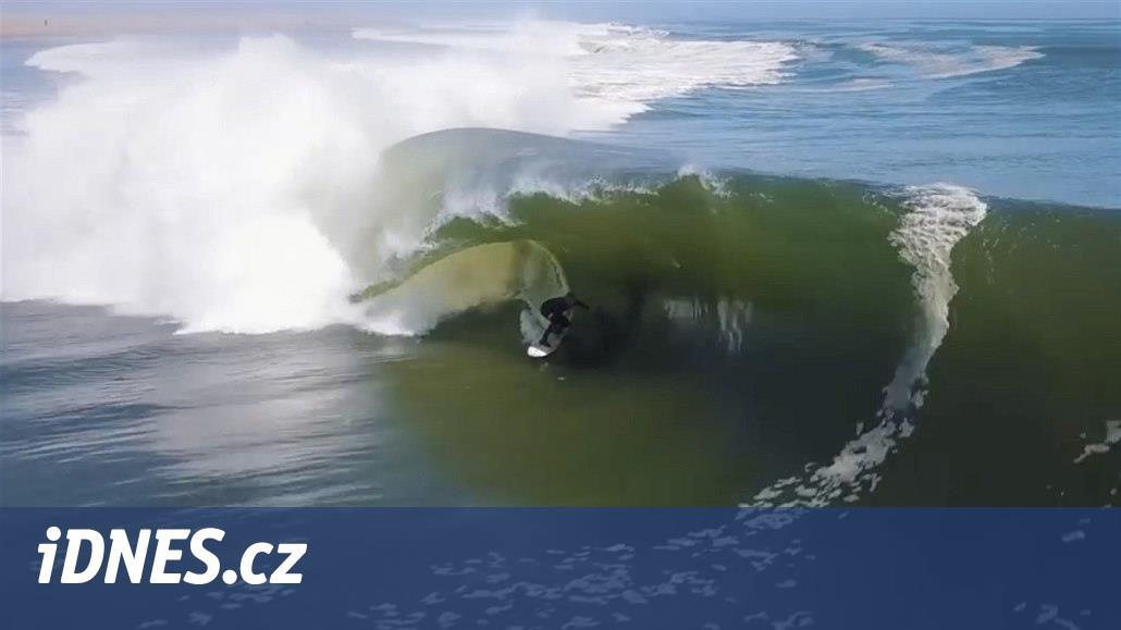 Surfaři na pařížské olympiádě? O medaile mají bojovat na Tahiti
