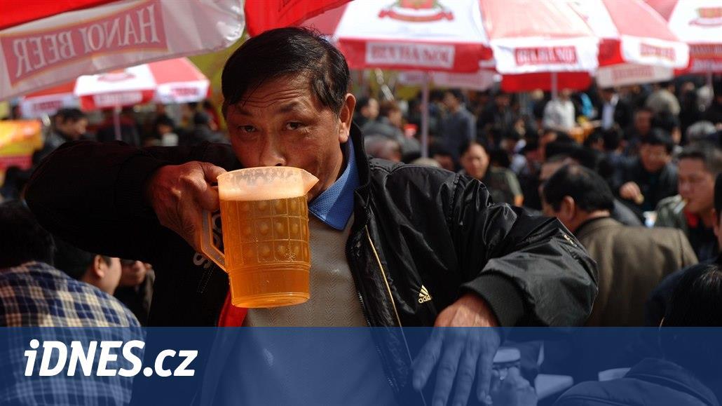 Vietnamský pivní boom narazil, vláda vyhlásila nulovou toleranci