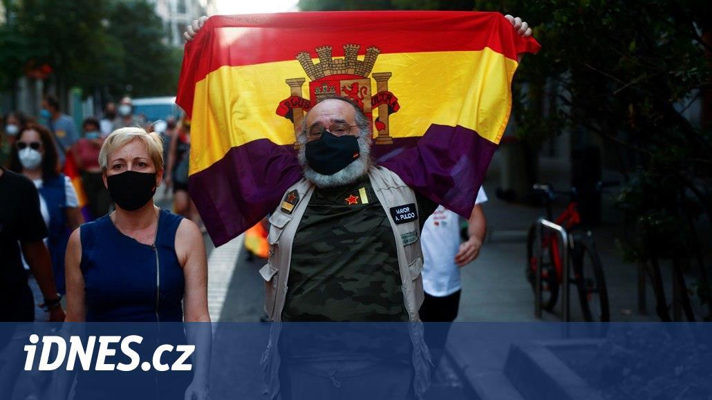 Španělsko schválilo nouzový stav, omezí lidem cestování a noční vycházení