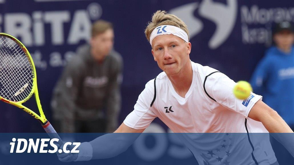Kolář, jenž v žebříčku ATP figuruje na 221. místě, sehrál