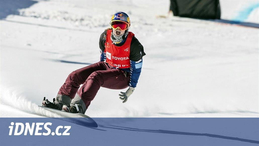 Samková si v druhém závodu v Kanadě polepšila na páté místo