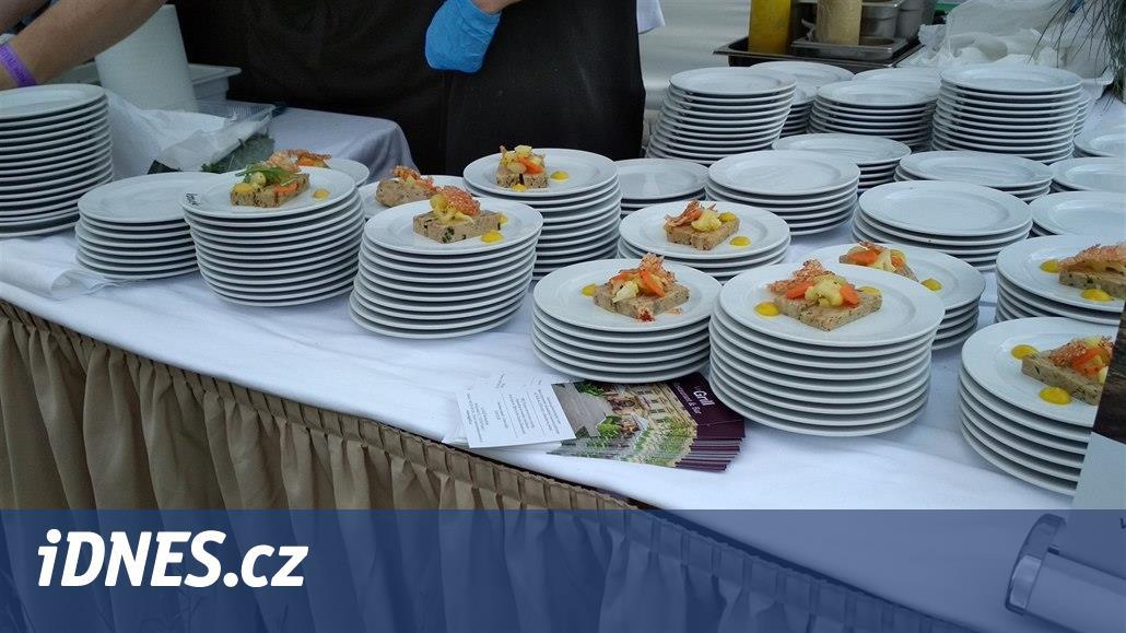 Začal Prague Food Festival. Ochutnejte to nejlepší z Česka