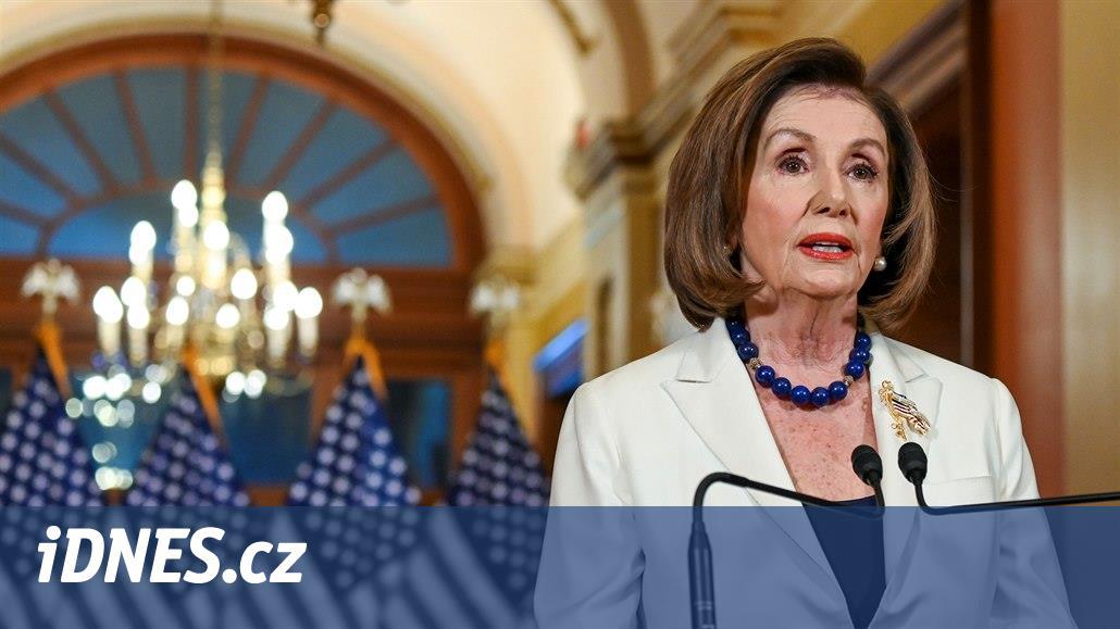 Impeachment jde do další fáze, demokraté formulují žalobu proti Trumpovi
