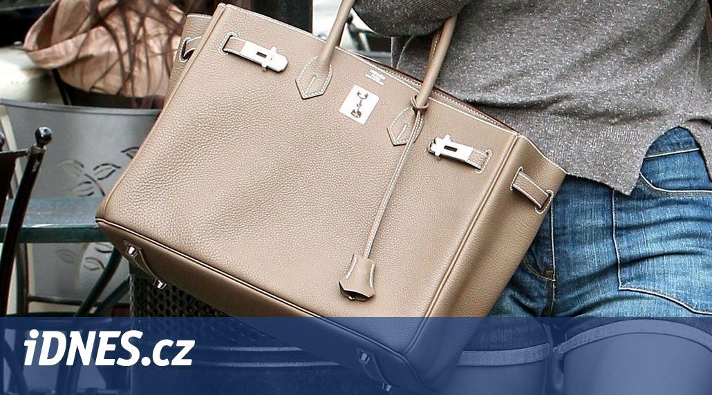 1509d18d1c Luxusní kabelky jako investice. Které opravdu stojí za to  - strana 3 -  iDNES.cz