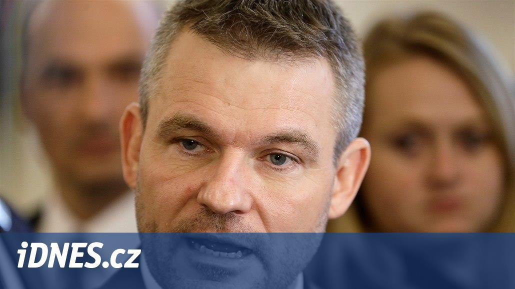 Slovenské ministerstvo zahraničí čelí kybernetickému útoku, uvedl Pellegrini