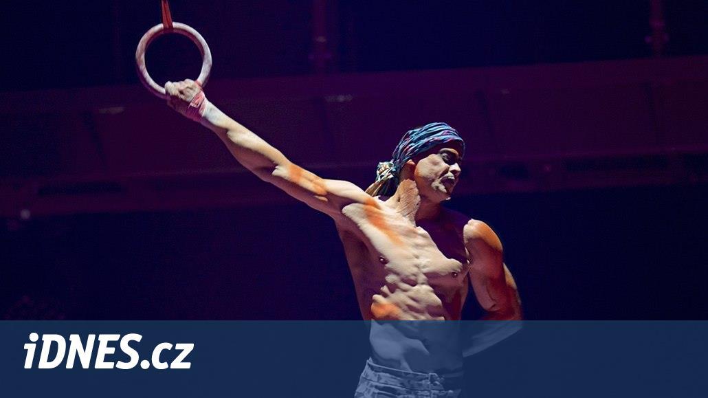 Při představení Cirque du Soleil zahynul po pádu ze šesti metrů akrobat
