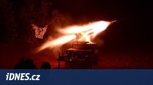 Do areálu amerického velvyslanectví v Bagdádu dopadly tři rakety