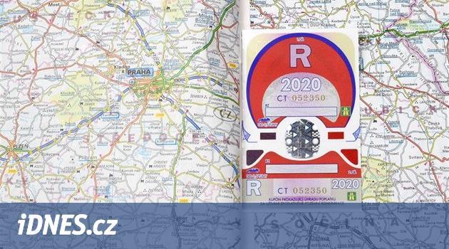 CzechToll chce spravovat dálniční známky. Nabízí dvoutřetinovou úsporu