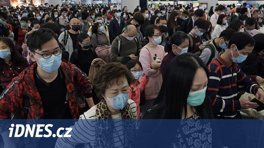 Počet obětí viru v Číně vzrostl na 26, úřady už uzavřely jedenáct měst