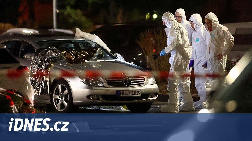Atentátník, jenž v Německu zabil devět lidí, prošel výcvikem na Slovensku