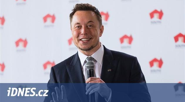 Kde jsou peníze, které Musk slíbil? Jestli blafuje, porušuje zákony
