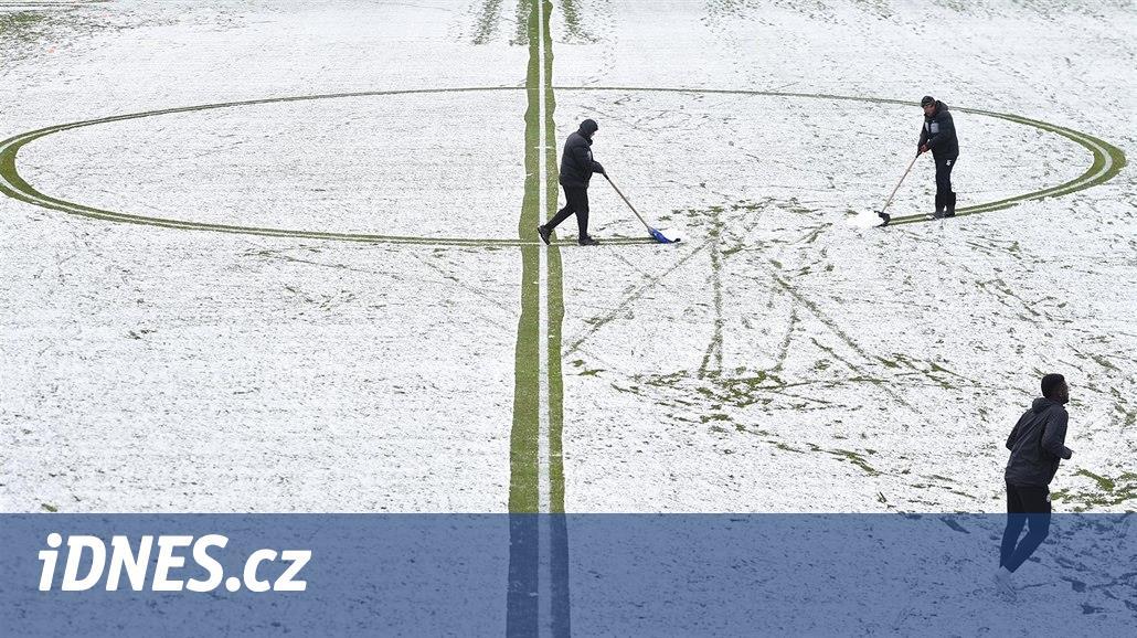 Fotbalová příprava: zima 2020