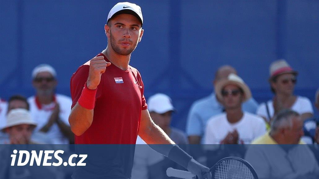 Chorvaté ustáli nápor Američanů, finále Davis Cupu zařídil Čorič