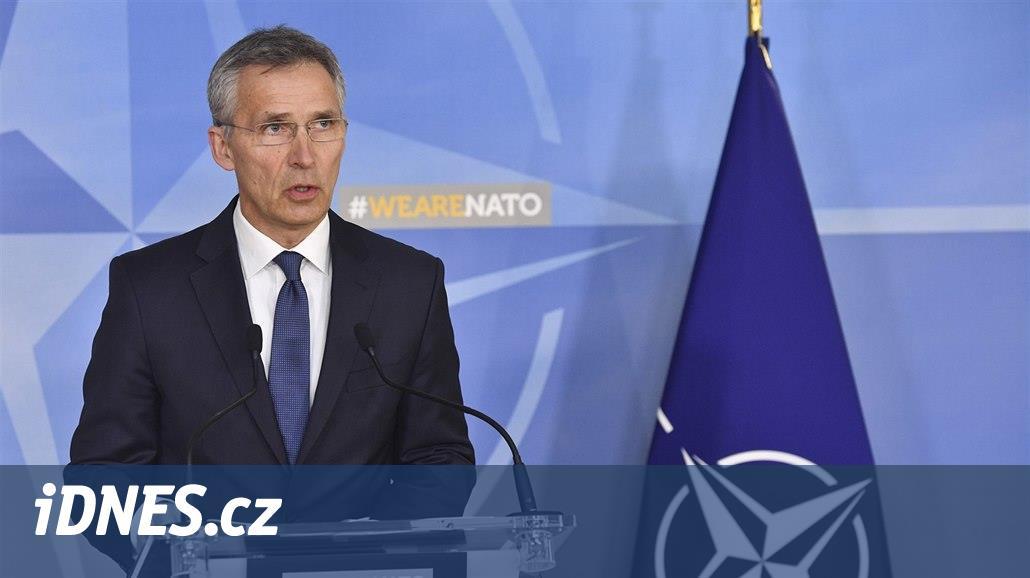 NATO soudí, že Rusko porušuje dohodu oraketách a ohrožuje tím Evropu