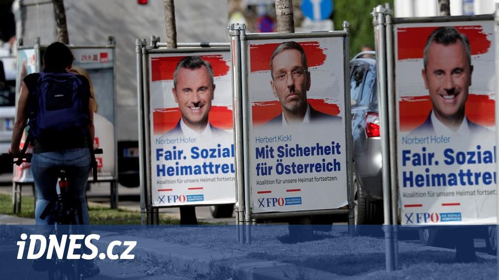 Rakouští svobodní mají nového předsedu, stranu povede Norbert Hofer