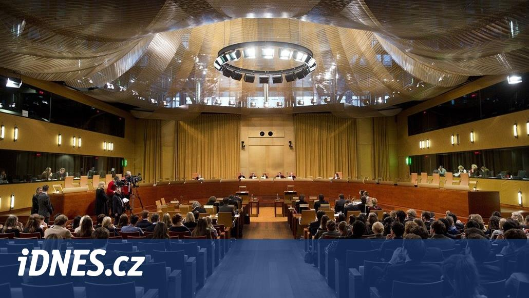 Zločince musíte chránit, hrozí-li mu ve vlasti bezpráví, řekl Česku soud EU