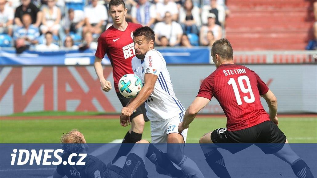 Ostrava - Sparta, místo Kangy hraje Sáček, v základu nechybí Baroš