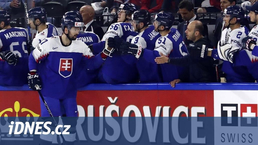 Průšvih na Slovensku. Lístky na hokejové MS mají hlavně překupníci
