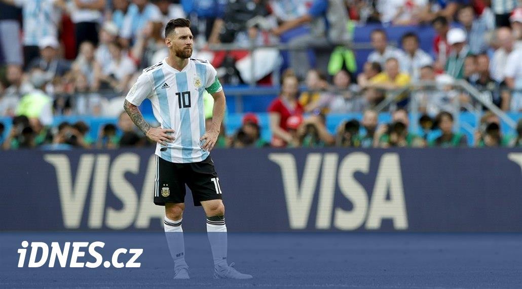 Messi odehrál v národním dresu 128 zápasů a dal 65