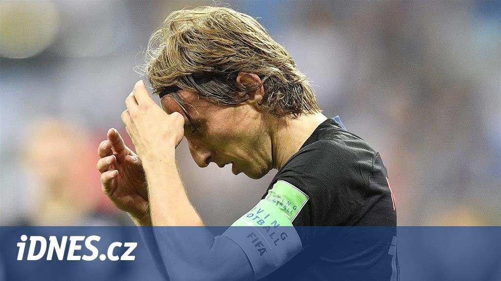 Inter podle médií nabízel dvaatřicetiletému Modričovi šestiletý kontrakt. Čtyři roky