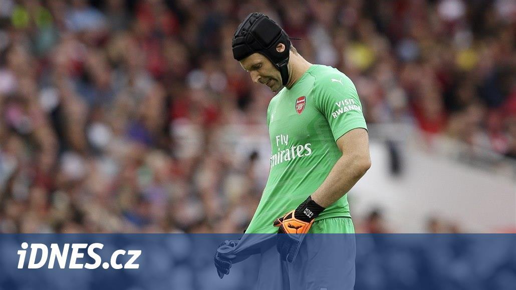 Čech v prvním utkání sezony dostal přednost před letní německou