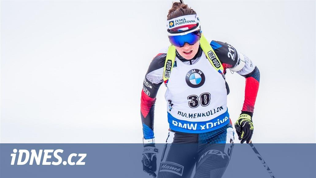 Nominace biatlonistů na MS: pojede Vítková, anebo některá z juniorek?