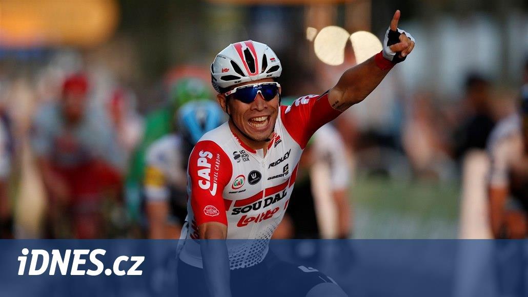 Ewan vybojoval v Austrálii další etapové vítězství, dál vede Porte