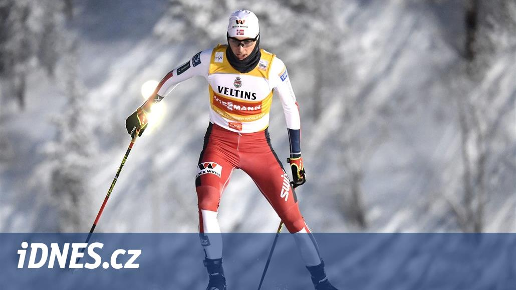 Norský sdruženář Riiber vyhrál i čtvrtý závod Světového poháru