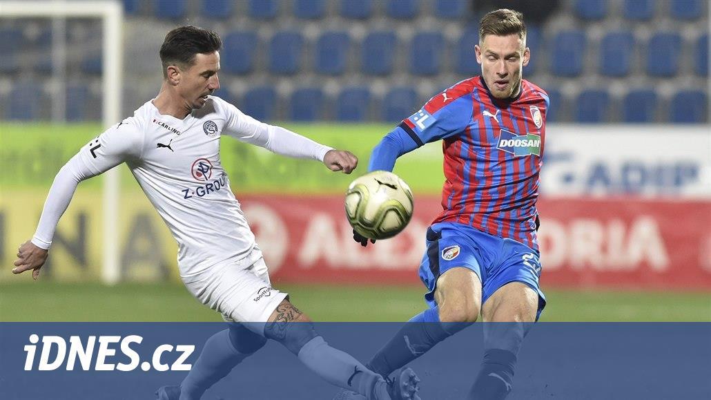 Slovácko – Plzeň 1:0, skvělý start domácích, trefuje se Reinberk
