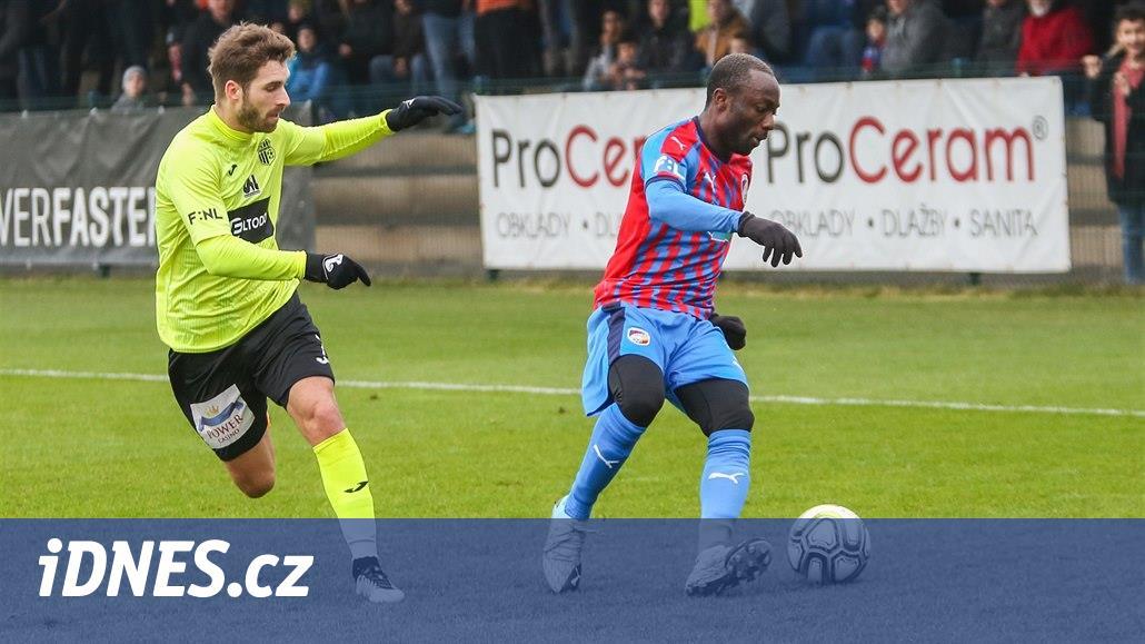 Plzeň remizovala s Žižkovem, druhá parta střílí Sokolovu gól za gólem
