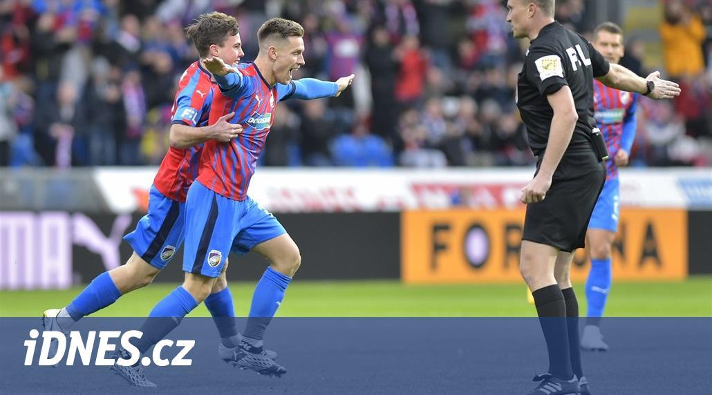 Plzeň – Příbram 2:0, parádní start, po čtvrthodině zvyšuje Bucha