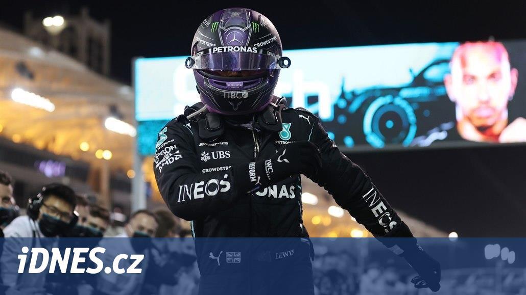 Miluju výzvy, bude to skvělá bitva, plánuje po úvodním závodě Hamilton