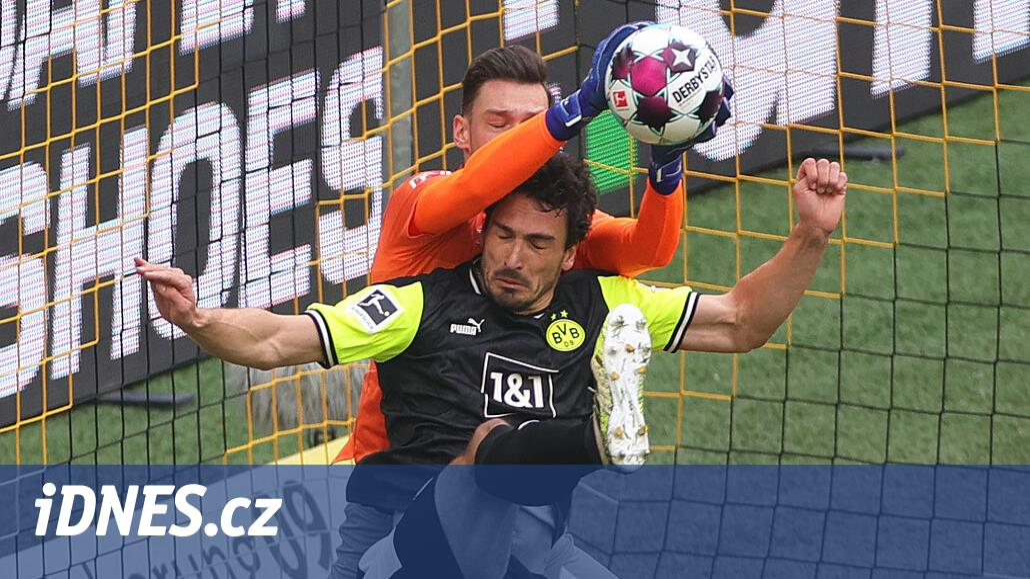 Pavlenka inkasoval v Dortmundu čtyři góly, dvakrát ho překonal Haaland