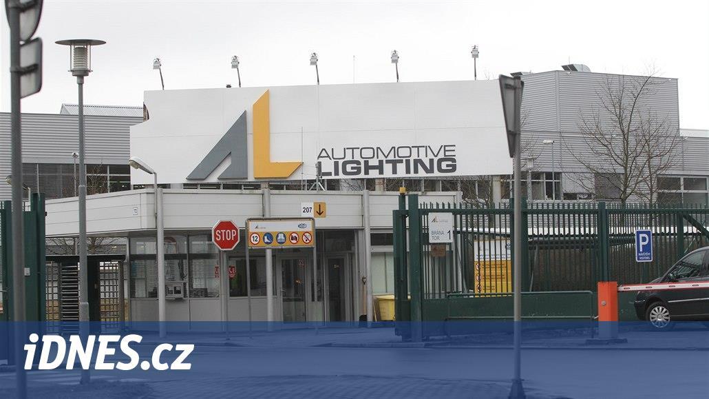Střelbu před jihlavskou fabrikou policie vyšetřuje jako výtržnictví