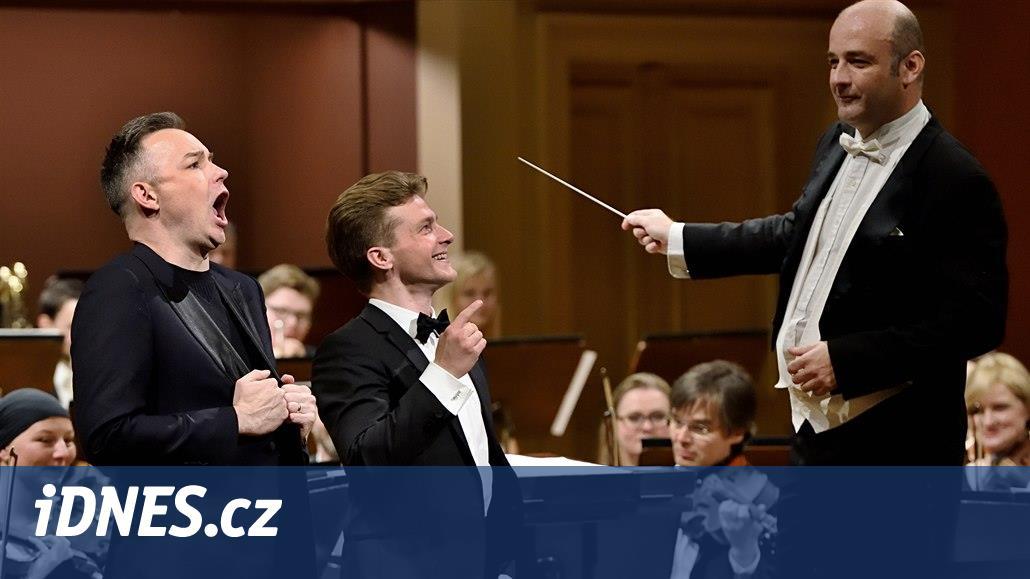 GLOSA: Koncert spojil dva tenory, skutečný tenorový lesk však chyběl