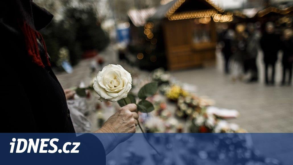 Útok před dvěma lety v Berlíně. Vzpomínalo se na oběti, včetně jedné Češky