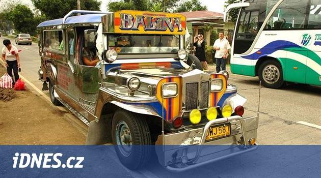 Filipíny se zbavují své ikony, je příliš neekologická