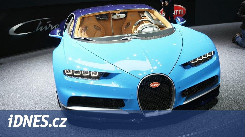 Nové bugatti je zas nejrychlejší na planetě. Plnou nádrž vypije za 9 minut  - iDNES.cz fe1945f34d0