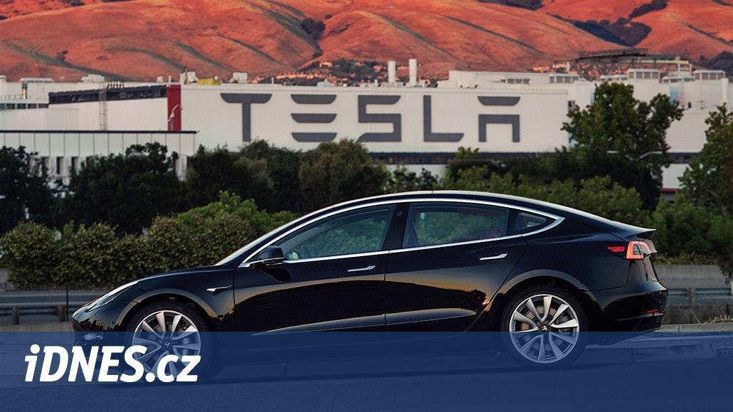 Útočníci zneužili systémy automobilky Tesla k těžbě kryptoměn