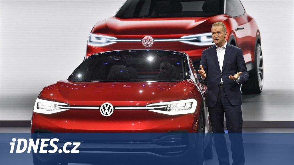 Šéf VW ztratil nervy. Varuje před elektromobily a ohrožením autoprůmyslu