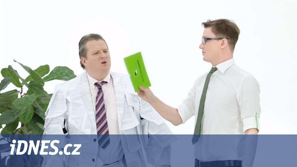 Nejoblíbenějšími herci v české reklamě jsou znovu Jeřábek s Měcháčkem