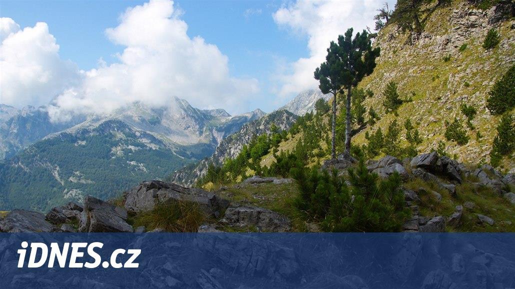 Albánie  tajemná fc74758fef
