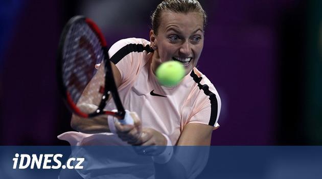ONLINE: Startuje Turnaj mistryň. Hraje Kvitová, nastoupí Plíšková