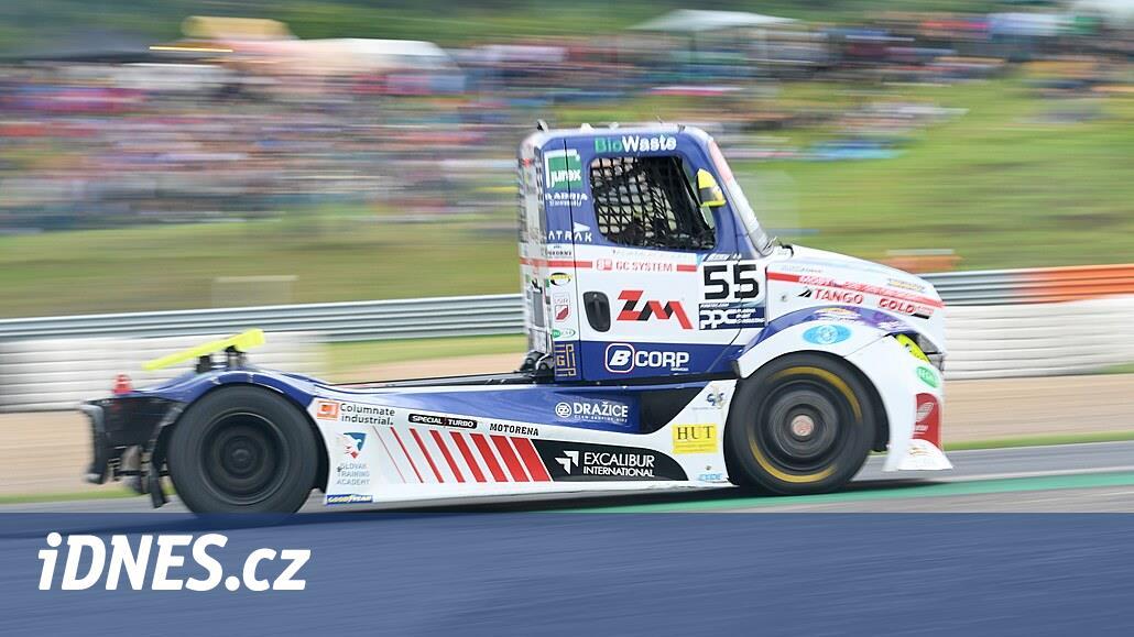 Lacko se v evropském šampionátu blíží Kissovi, v Le Mans dostane další šanci