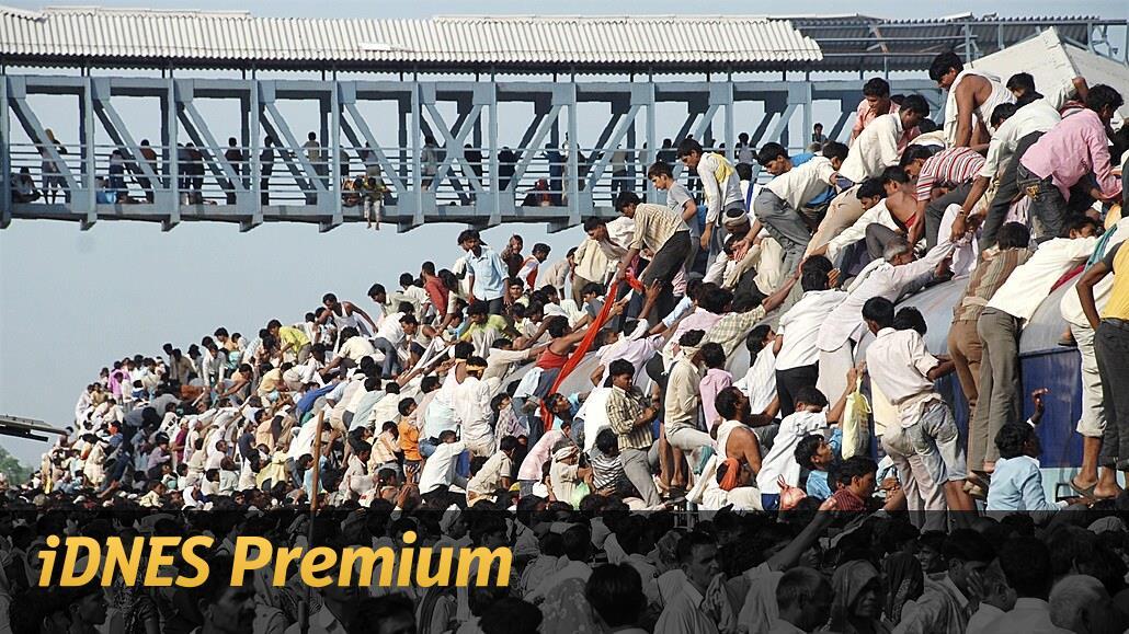 Indie brzy předstihne Čínu v počtu obyvatel. Neraduje se ani jedna strana