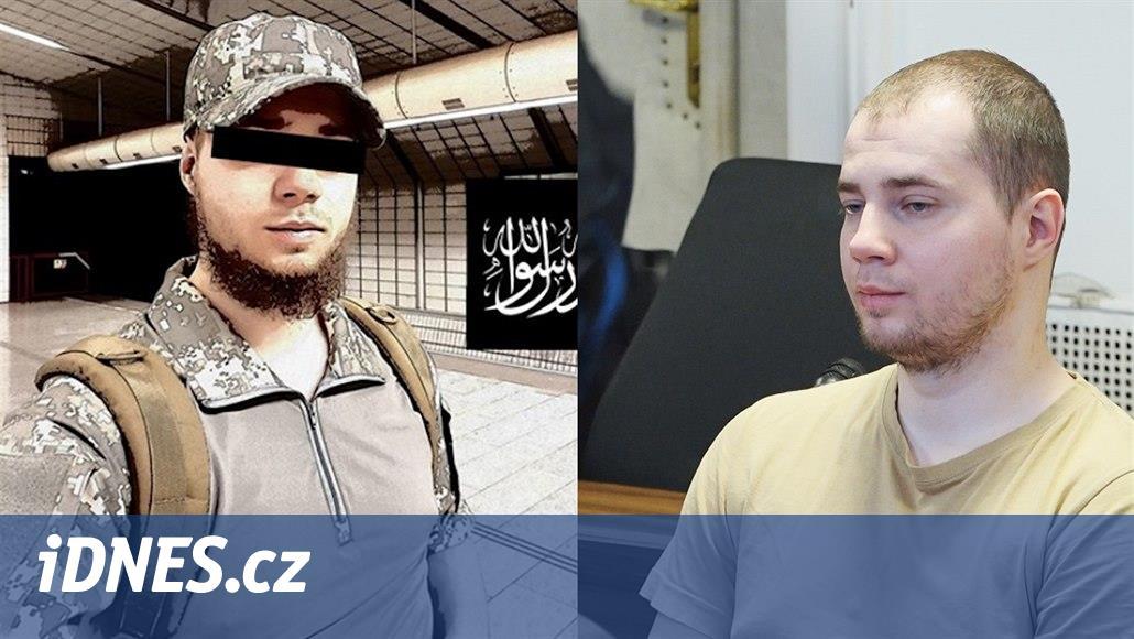 Od ministranta k džihádu. Pomáhal pobodané ženě, pak vyráběl doma bombu