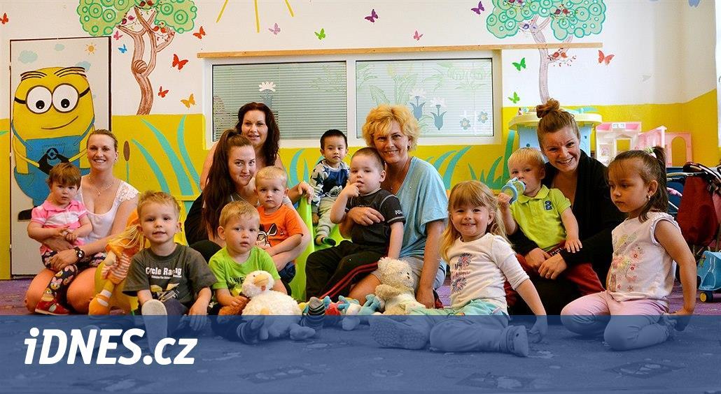 Přípravka na školku. V českolipských jeslích děti nekřičí ani nezlobí -  iDNES.cz 99b7a73ecb