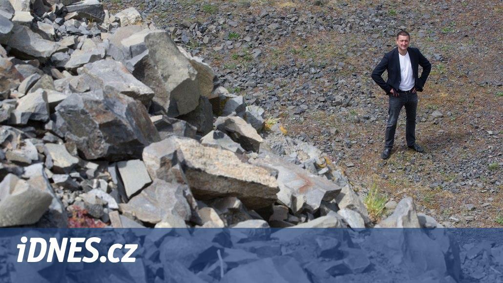 Těžaři se nevzdávají, lom na Tlustci chtějí stále otevřít
