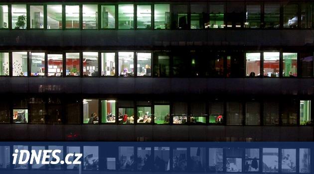 Češi trpí syndromem nezdravých budov, typickým příkladem je open space